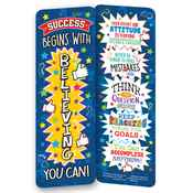 Success Begins With Believing You Can! Bookmark