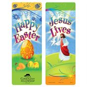 Happy Easter Deluxe Bookmark - Personalization Available