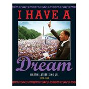 Martin Luther King Jr. Commemorative Poster