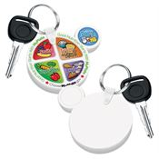 MyPlate Flexi Key Tag