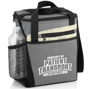Property Of Patient Transport Department Merrick Lunch Cooler Bag