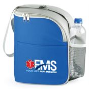 EMS: Your Life, Our Mission Eastport Lunch Cooler Bag