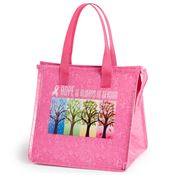 Hope Is Always In Season Laminated Insulated Lunch Bag