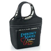 Emergency Nurses Excellence In Action Swirl Lunch Bag
