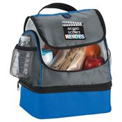 Behind The Scenes Heroes Bayport Dual Compartment Lunch Bag