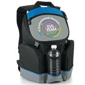 Environmental Services Team Swirl Bridgeport Backpack Cooler