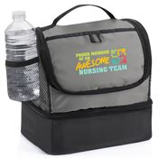 Proud Member Of An Awesome Nursing Team Bayport Dual Compartment Lunch Bag