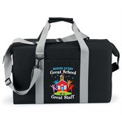 Behind Every Great School Is A Great Staff Sayville Large 24-Can Dual Cooler Bag