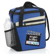 Behind The Scenes Heroes Merrick Lunch Cooler Bag