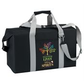 Touching Lives, Lifting Spirits Sayville Large 24-Can Dual Cooler Bag