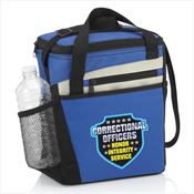 Correctional Officers Honor Integrity Service Merrick Lunch Cooler Bag