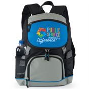 Public Service Making A Difference Oakdale Backpack Cooler