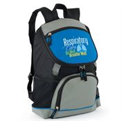 Respiratory Care: Be Well, Breathe Well Oakdale Backpack Cooler