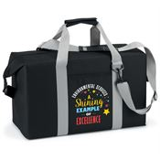 Environmental Services: A Shining Example Of Excellence Sayville Large 24-Can Dual Cooler Bag