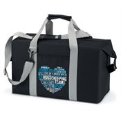Housekeeping Team Sayville Large 24-Can Dual Cooler Bag