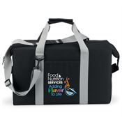 Food & Nutrition Services: Adding Flavor To Life Sayville Large 24-Can Dual Cooler Bag