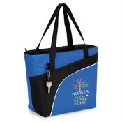Nurses: It's In Our Nature To Care Blue Harvard Lunch/Cooler Bag