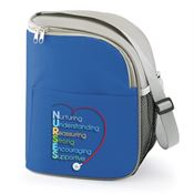 Nurturing Understanding Reassuring Strong Encouraging Supportive Eastport Lunch/Cooler Bag