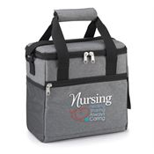 Nursing: Healing, Sharing, Always Caring Montana Lunch Bag/Cooler