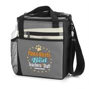 Paws-itively The Best Teachers & Staff Around Merrick Lunch Cooler Bag