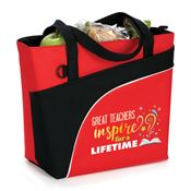 Great Teachers Inspire For A Lifetime Harvard Lunch/Cooler Bag