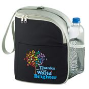 Thanks For Making The World Brighter Eastport Lunch/Cooler Bag