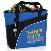 Thanks For All You Do Harvard Lunch/Cooler Bag