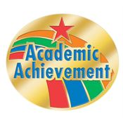 Academic Achievement Lapel Pin