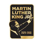 Martin Luther King Jr. Commemorative Lapel Pin