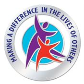 Making A Difference In The Lives Of Others Lapel Pin