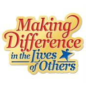 Making A Difference In The Lives Of Others Lapel Pin With Appreciation Card