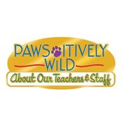 Paws-itvely Wild About Our Teachers & Staff Lapel Pin With Presentation Card