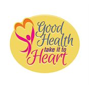 Good Health Take It To Heart Lapel Pin With Presentation Card
