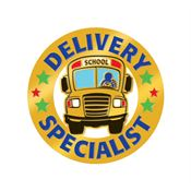 Delivery Specialist Lapel Pin Wtih Presentation Card