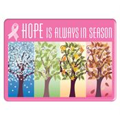 HOPE Is Always In Season Lapel Pin With Presentation Card