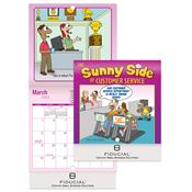 The Best Of The Sunny Side Of Customer Service 2019 Mini Wall Calendar - Personalization Available