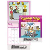 The Best Of The Sunny Side™ Of Customer Service 2019 Mini Wall Calendar