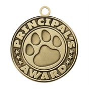 Principal's Award /PAW Gold Academic Medallion