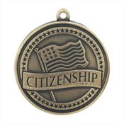 Citizenship Gold Academic Medallion