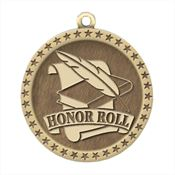 Honor Roll Gold Academic Medallions