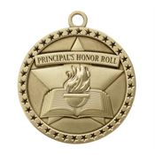 Principal's Honor Roll Gold Academic Medallion