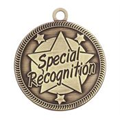 Special Recognition Gold Academic Medallion
