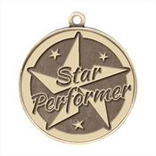 Star Performer Gold Academic Medallion