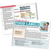 Understanding Food Labels 56-Page Tear-Off Tablets