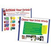 Rethink Your Drink 56-Page Tear-Off Tablet