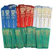 Field Day Award Ribbon 205-Piece Value Pack