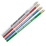 Perfect Attendance Sparkle Foil Pencil 100-Piece Assortment Pack