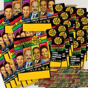 African Americans Of STEM 300-Piece Value Pack