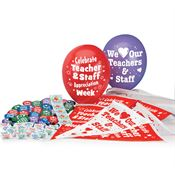 Teachers & Staff 501-Piece Appreciation Pack