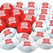 Caught Being Good Mini Sports Ball 30-Piece Assortment Pack